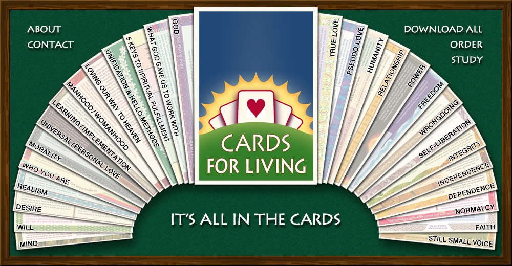 Cards for Living